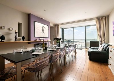 Luxury self-catering accommodation for family holidays and group bookings by the beach in Polzeath, Cornwall | Atlantic View Holidays