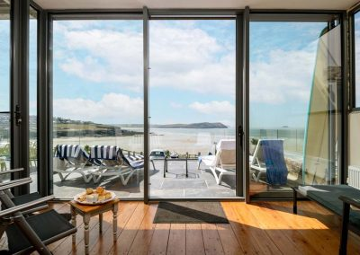 Luxury holiday accommodation by the beach in Polzeath, Cornwall | Atlantic View Holidays