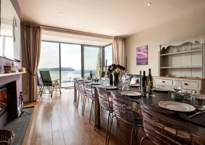 Luxury holiday accommodation by the sea in Polzeath, Cornwall | Atlantic View Holidays