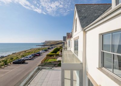 Luxury seaside accommodation for family and group holidays in Polzeath, Cornwall | Atlantic View Holidays