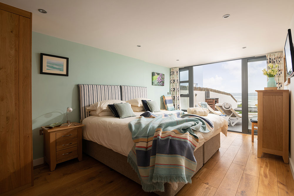 Luxury self-catering accommodation with sea views in Cornwall | Atlantic View Holidays
