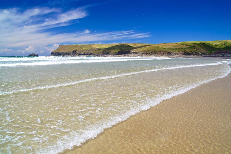 Luxury holiday accommodation close to the beach in Cornwall | Atlantic View Holidays